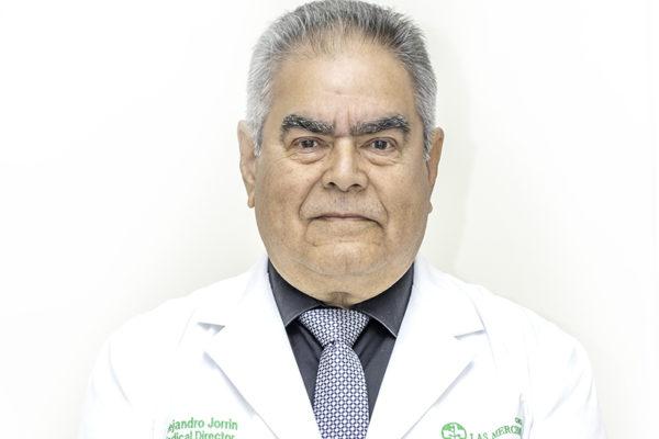 Alejandro Jorrín, MD