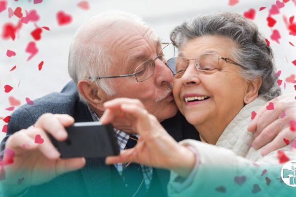 El Amor Después de los 65 Años