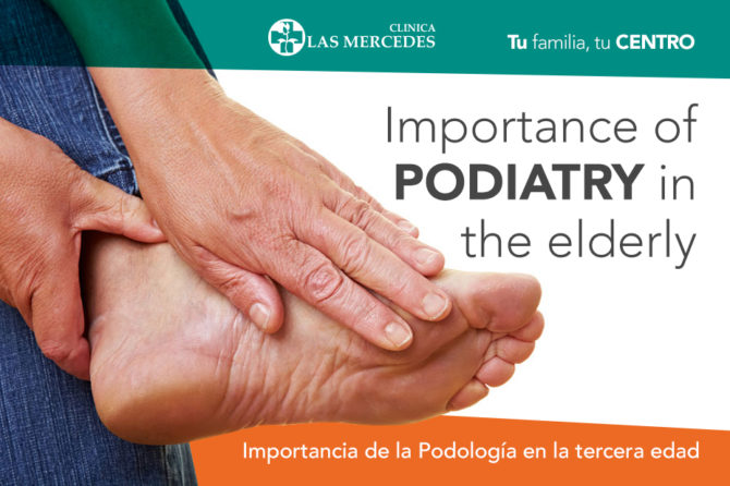 Importance of Podiatry in the elderly