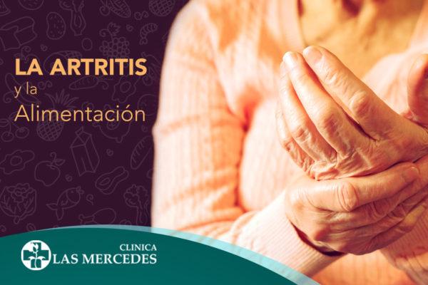 Alimentación adecuada en personas con artritis