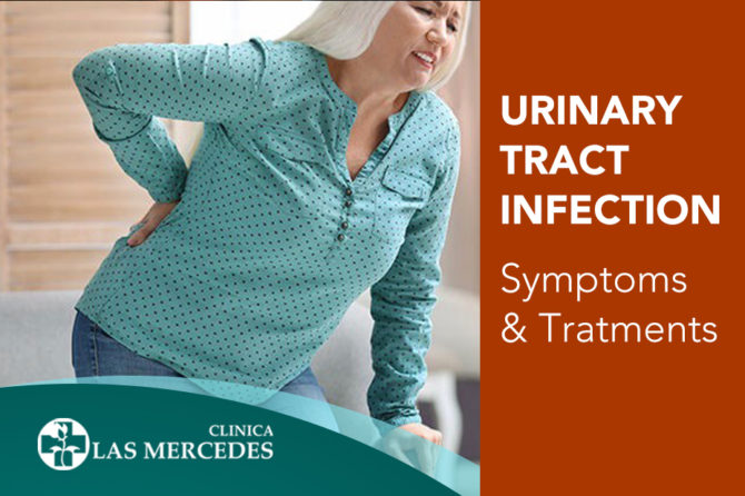 Causes and symptoms of a urinary tract infection