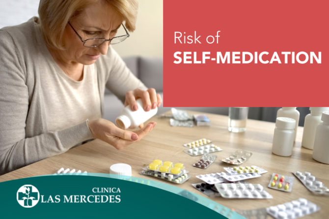 The risks of self medication