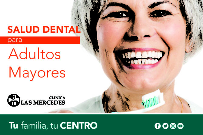 Salud dental para adultos mayores