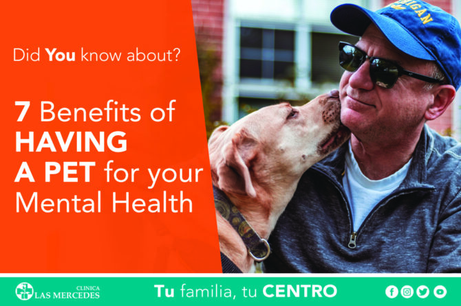 7 benefits of having a pet for your mental health