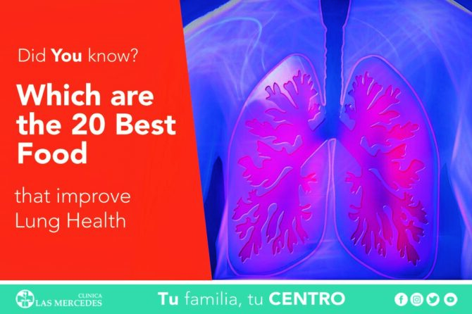 The 6 Best Foods for Lung Health