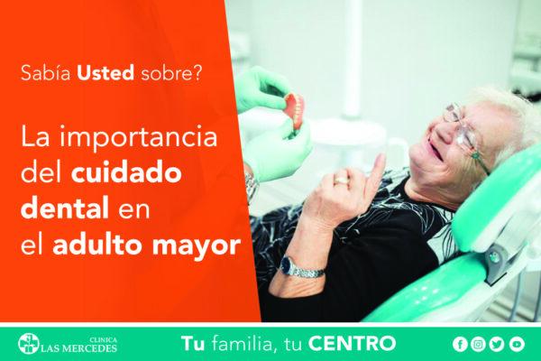 La Importancia Del Cuidado Dental Para Las Personas Mayores