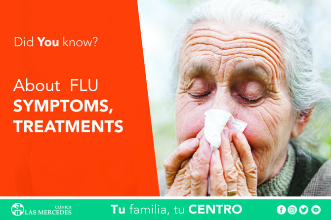 People 65 Years And Older Need A Flu Shot