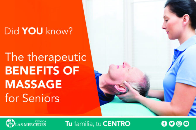 The Therapeutic Benefits Of Massage For Seniors