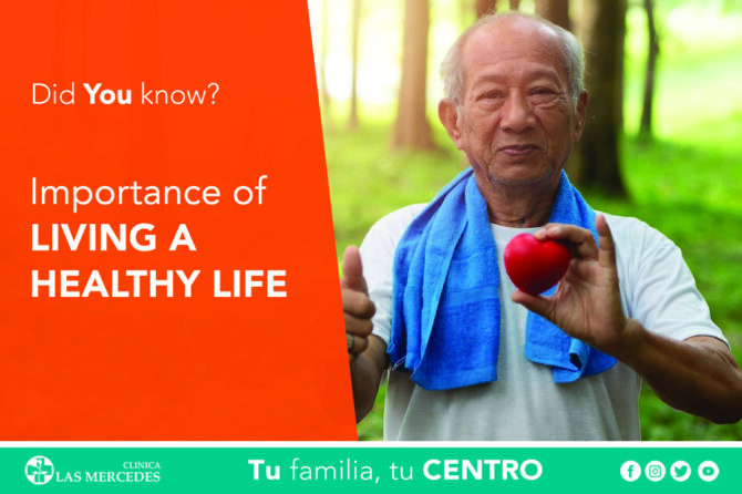 Importance Of Leading A Healthy Life