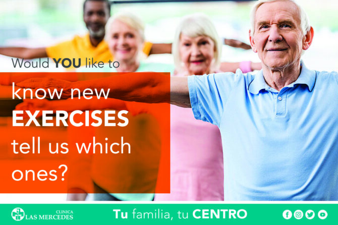 SURVEY: What exercises would you like us to show you?