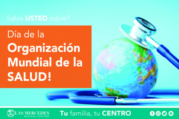 Día De La Organización Mundial De La Salud 2021