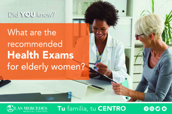 Health Screenings For Women Age 65 And Older