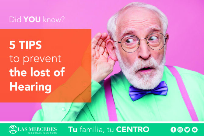 Healthy Aging: 5 Tips to Prevent Hearing Loss