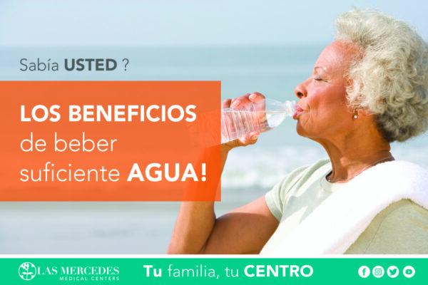 7 beneficios para la salud al beber suficiente agua basados en la ciencia