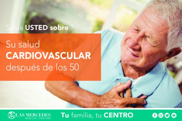 Tu Salud Cardiovascular Después De Los 50
