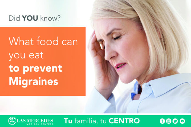 What Foods Can You Eat to Prevent Migraines?