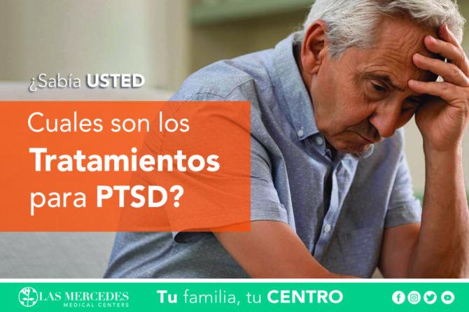 Tratamientos Para El Trastorno De Estrés Postraumático