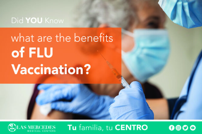 What Are The Benefits Of Flu Vaccination?