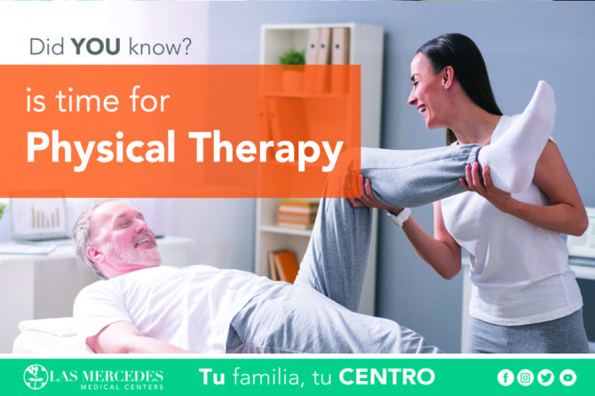 Is It Time for Physical Therapy?