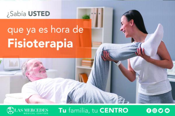 ¿Es Hora De Fisioterapia?