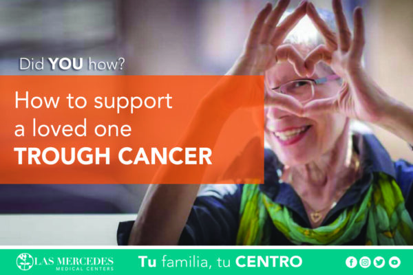 How to Support a Loved One Through Cancer